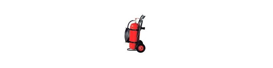 Extintores Con Ruedas