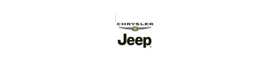 Adaptador Auto-Radio Chrysler / Jeep