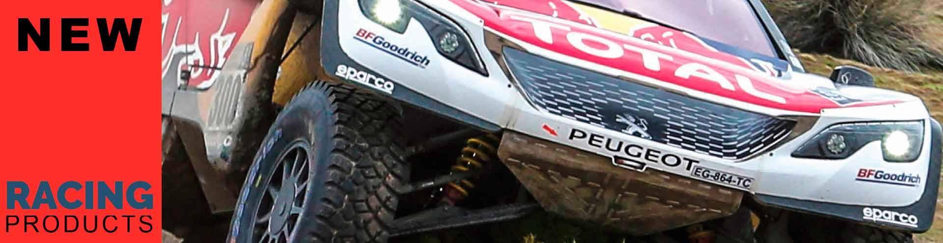 Accesorios Racing para competición y gaming.