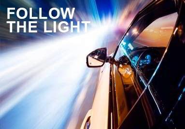 Sigue la luz